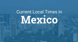 halloween city sonora current local time in mexico