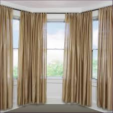 Pinch Pleat Drapes Patio Door by Interiors Wonderful Round Shower Curtain Rod Curtains For