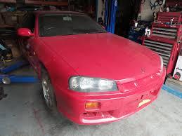 nissan skyline r34 xenon headlights nissan skyline r34 gt t coupe for sale roller driveline xenons
