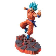 super saiyan god ss son goku vol 1 dragon ball figure target