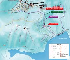 Big Sky Trail Map Maps Falls Creek Www Fallscreek Com Au Victoria U0027s Largest