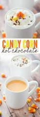 candy corn chocolate recipe made in the crockpot