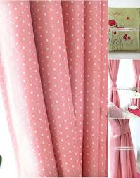 Black Polka Dot Curtains White Curtains With Pink Polka Dots 100 Images Stunning Dreamy