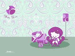 hello kitty screensavers wallpapers wallpapersafari