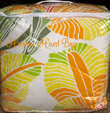 California King Size Comforter Sets Modern Tropical Palm Tree Leaves Yellow Orange Cal King Queen Size