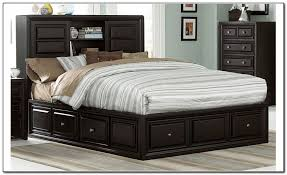king size storage bed with drawers style king size storage bed