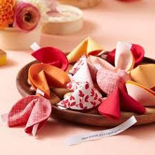 new year s fortune cookies paper fortune cookies for new year february in the