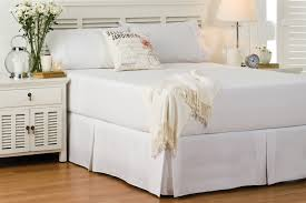 perfects white valance bed bath n u0027 table
