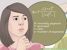Estimate Mortgage Rate by How To Calculate Mortgage Payments With Exles Wikihow