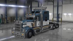 small kenworth trucks kenworth w900 customs truck v1 0 by haxwell american truck