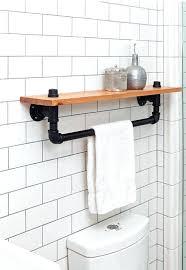 Wood Bathroom Towel Racks Sumptuous Wooden Bathroom Towel Rack Shelf U2013 Parsmfg Com