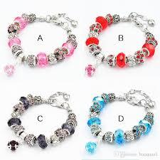 diy glass bead bracelet images Fashion glass bead crystal bracelet diy beaded bracelet new hot jpg