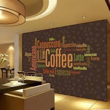Livingroom Cafe Aliexpress Com Buy Shinehome Large Custom European 3d Wall