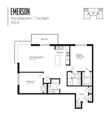 apartment floor plans u0026 pricing the vue in hackensack nj