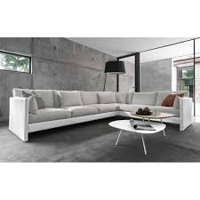 urban mix leather cs 3369 l contemporary sofa sectional chair
