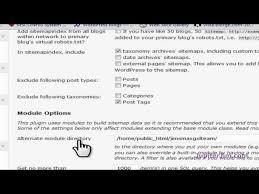 tutorial wordpress blog wordpress tutorial create google xml sitemap for your wordpress