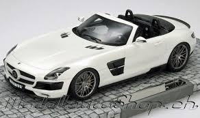 mercedes sls amg brabus oxid gift shop mercedes sls amg brabus 700 roadster white 1 18