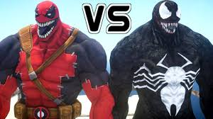 Carnage Halloween Costume Venom Venompool Epic Battle