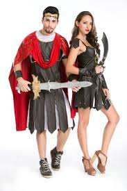 halloween costume for women and men greek warrior god of war