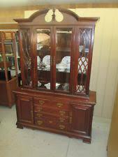 american drew cherry grove china cabinet american drew cherry grove corner china cabinet ebay