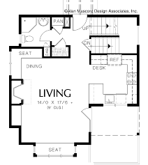 floor plan for one bedroom house one bedroom house plans with garage pretentious inspiration 15