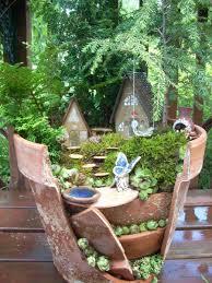 Outdoor Fairy Garden Ideas by 37 Diy Miniature Fairy Garden Ideas To Bring Magic Into Your Home