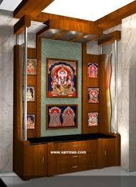 Puja Room Designs Contemporary Pooja Units Google Search Pooja Units Pinterest