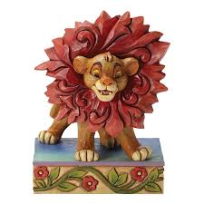disney traditions simba u0027t wait king sculpture amazon