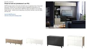 Room Essentials Storage Desk How To Design A Modern Media Center Using Ikea Besta Cabinets
