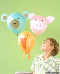 balloon animals martha stewart