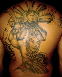 gallery of the astonishing astonishing filipino tribal tattoo