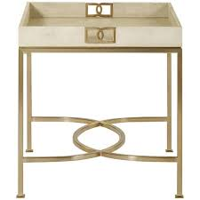 tray top end table bernhardt salon end table with tray top salon salon white wood