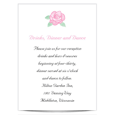 proper wedding invitation wording etiquette for hor