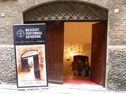 first maserati 1914 maserati celebrates 100th birthday in grand style in italy matt