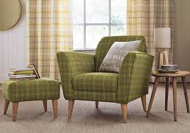 best reading chair a splendid comfy green plaid pattern arm reading chair with