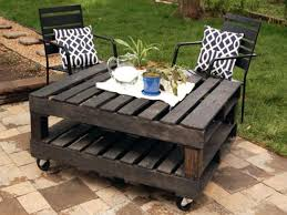 Wooden Patio Table Rustic Wood Outdoor Furniture Medium Size Of Patio Outdoor Outside