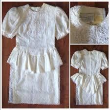 Jessica Mcclintock Wedding Dresses Jessica Mcclintock Vintage 1970s Gunne Sax Wedding Dress Wedding