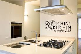 Kitchen Wall Pictures by Decorating A Large Kitchen Wall Kitchen Design