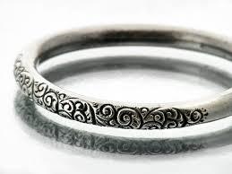 antique sterling silver bracelet images Victorian sterling silver bangle antique silver bracelet hand jpg