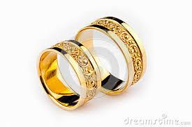 wedding rings gold gold wedding rings stock image image 50911 wedding promise