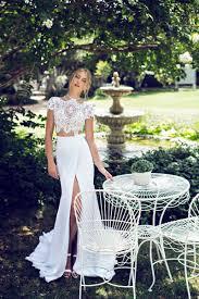 zweiteiliges brautkleid rock top zweiteilige brautkleider wedding wedding dress and