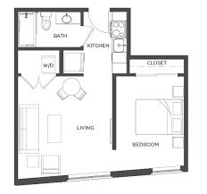 Tree House Floor Plan Portland Apartments Live Treehouse