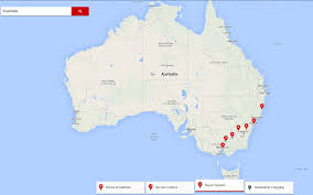 Supercharger Map Agl Energy Ltd Joins Tesla To Push For Electric Vehicles Motley