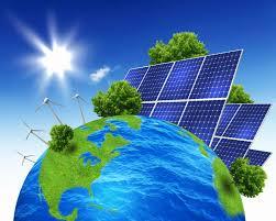 use solar usage of solar energy in environmental service spirit earth