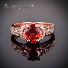 halo rings red images Bridal jewelry princess cut women 39 s fashion red ruby amethyst halo jpg