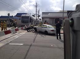 metro train collides with car in pasadena 2 injured 89 3 kpcc