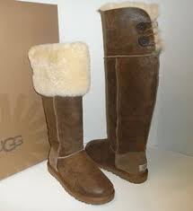 womens ugg bailey boots chestnut shop womens ugg the knee bailey button bomber jacket chestnut