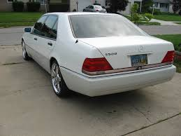 mercedes s500 1996 1994 mercedes s class information and photos zombiedrive