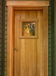 How To Build A Exterior Door Which Exterior Space Is Your Favorite Diy Network Cabin