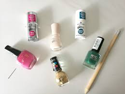 diy spring nails darly lifestyle blog